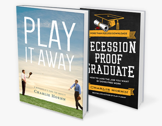 How I'm Marketing My Self-Published Book - Charlie Hoehn